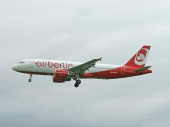 Air Berlin (Belair) HB-IOR Airbus A320-214