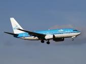 KLM - Royal Dutch Airlines PH-BGE Boeing 737-7K2