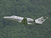 Primjet SA Cessna 525 CitationJet HB-VNK