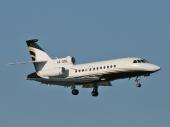 Privat HZ-DME Dassault Falcon 900