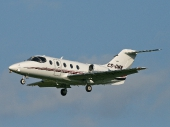 Raytheon Hawker 400XP CS-DMN