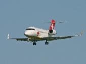 Rega Swiss Air-Ambulance HB-JRC Canadair Challenger CL-600-2B16