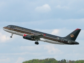 Royal Jordanian Airline F-OHGV Airbus A320-232