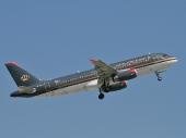 Royal Jordanian Airline JY-AYD Airbus A320-232