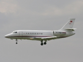 Set Air TC-RMK Dassault Falcon 2000