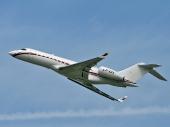 Silver Arrows LX-AAA Bombardier BD-700 Global Express