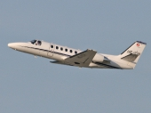 Sky Work AG HB-VOH Cessna 550B Citation Bravo