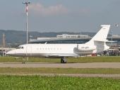 Squadron Aviation VP-BDV Dassault Falcon 2000EX