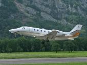 Swiss Private Aviation HB-VWD Cessna 560XLS Citation XLS+