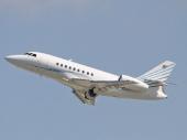 Tag Aviation HB-IBH Dassault Falcon 2000