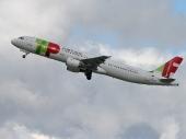 TAP Portugal CS-TJF Airbus A321-211