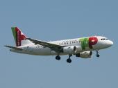 TAP Portugal CS-TTH Airbus A319-111
