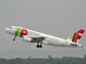 TAP Portugal CS-TTK Airbus A319-111