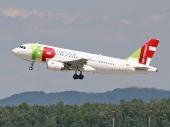 TAP Portugal CS-TTS Airbus A319-112