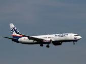 SunExpress TC-SUY Boeing 737-86N