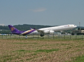 Thai Airways International HS-TNB Airbus A340-642