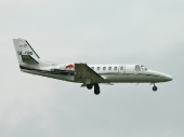 THE FLYING BULLS OE-GRB Cessna 550