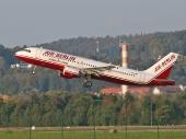 Air Berlin D-ABDA Airbus A320-214