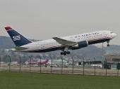 US Airways N249AU Boeing 767-201