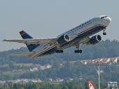 US Airways N252AU Boeing 767-2B7(ER)