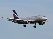 Aeroflot - Russian Airlines VQ-BCP Airbus A319-111