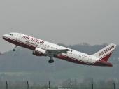 Air Berlin D-ABDK Airbus A320-214