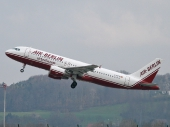 Air Berlin D-ABDL Airbus A320-214