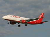 Air Berlin D-ABDR Airbus A320-214