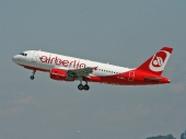 Air Berlin D-ABGP Airbus A319-112