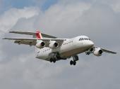 Air France City Jet EI-RJA Avro Regional Jet RJ85
