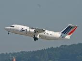 Air France City Jet EI-RJW Avro Regional Jet RJ85