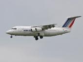 Air France CityJet EI-CWD British Aerospace BAe-146-200