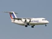 Air France CityJet EI-DEW British Aerospace BAe 146-300