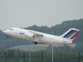 Air France CityJet EI-RJE BAE Systems Avro 146-RJ85A