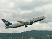 US Airways N250AY Boeing 767-201/ER