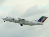 Air France (Cityjet) EI-RJX Avro Regional Jet RJ85