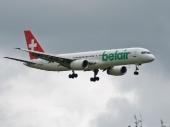 Belair HB-IHR Boeing 757-2G5