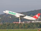Belair HB-IHS Boeing B757-200Series-2G5
