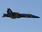 Blue Angels Hornet F/A-18A US Navy