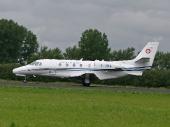 Cessna 560XL Citation T-784 Swiss - Air Force