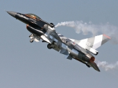 General Dynamics F-16AM Fighting Falcon J-055 Netherlands - Air Force