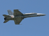 Hornet F/A-18A 15-26 Spanish - Air Force