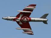 Hunter F.Mk58 HB-RVU ex J-4086 Swiss - Air Force