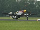 North American P-51D Mustang PH-PSI 474425/OC-G