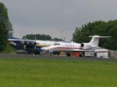 Lear Jet 35A Z-781 Swiss - Air Force