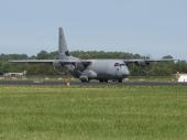 Lockheed Hercules C130 J Royal Air Force