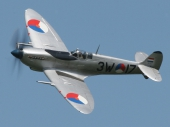 Supermarine 361 Spitfire LF9B 3W-17 PH-OUQ