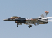 Netherlands - Royal Air Force General Dynamics F-16AM Fighting Falcon J-055