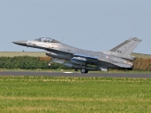 Netherlands - Royal Air Force General Dynamics F-16AM Fighting Falcon J-510