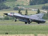 Austrian - Air Force Saab J-35J DRAKEN 22